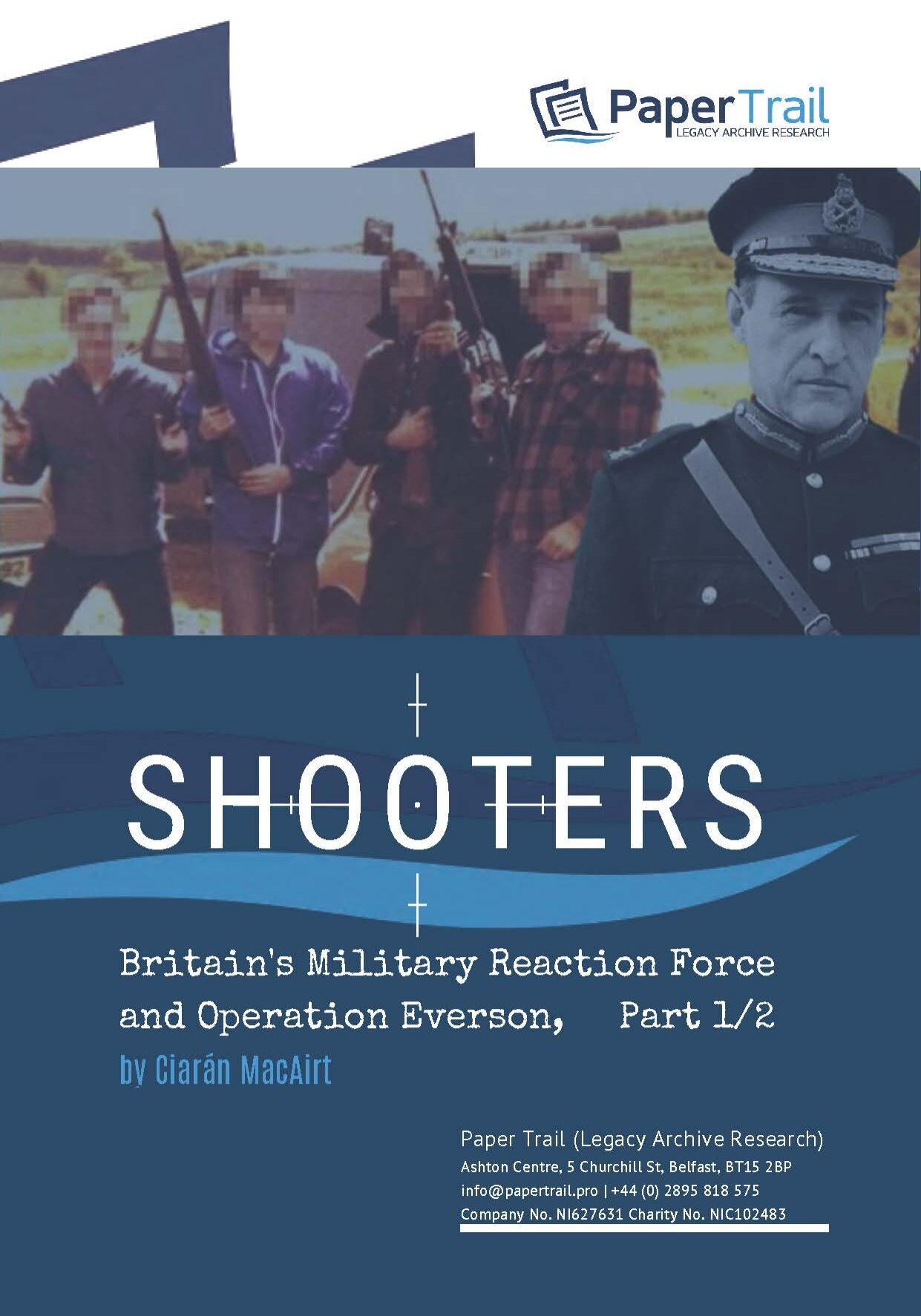 Paper Trail MRF 1 - Shooters
